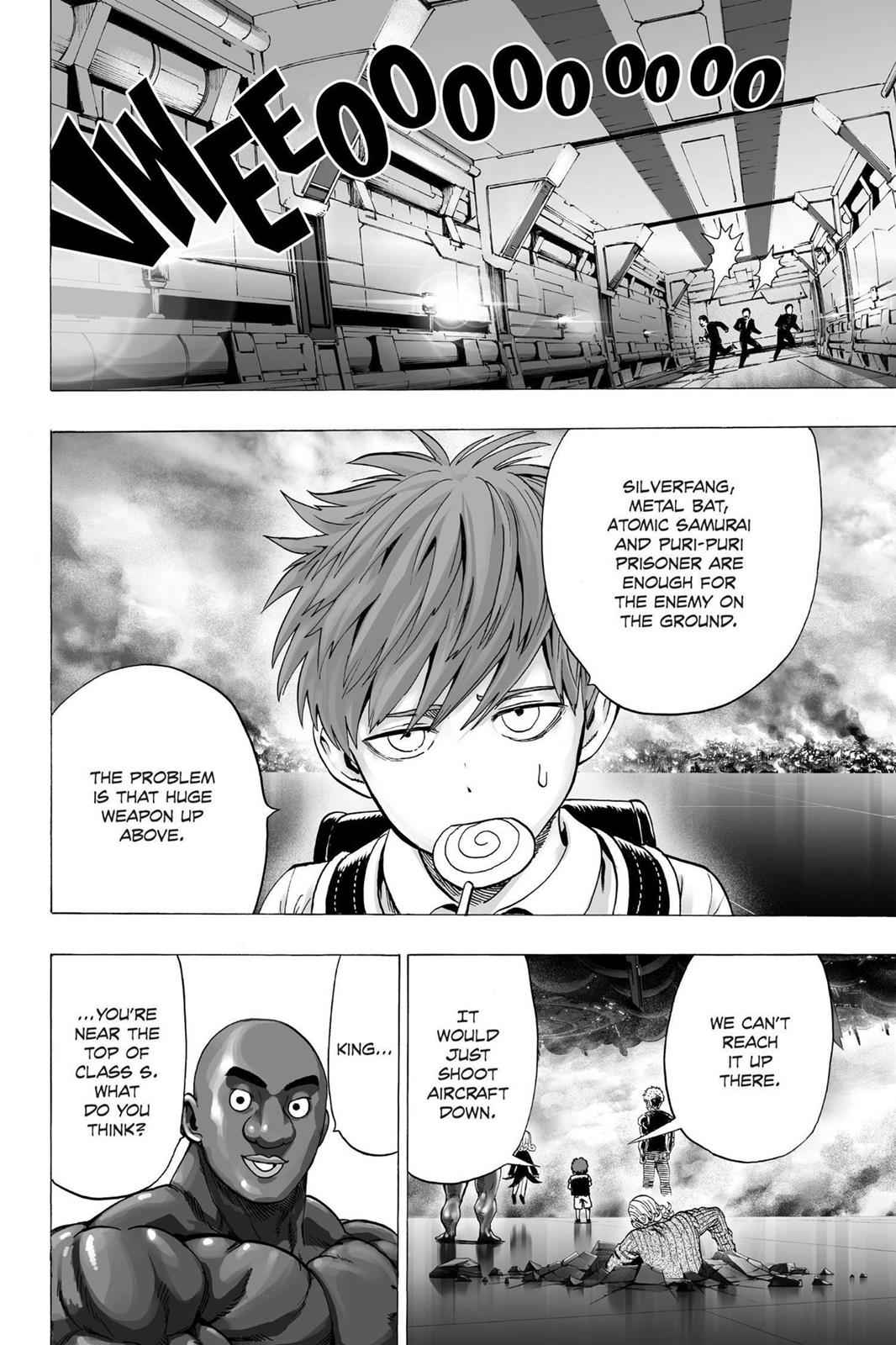 One-Punch Man Chapter 32 Page 46