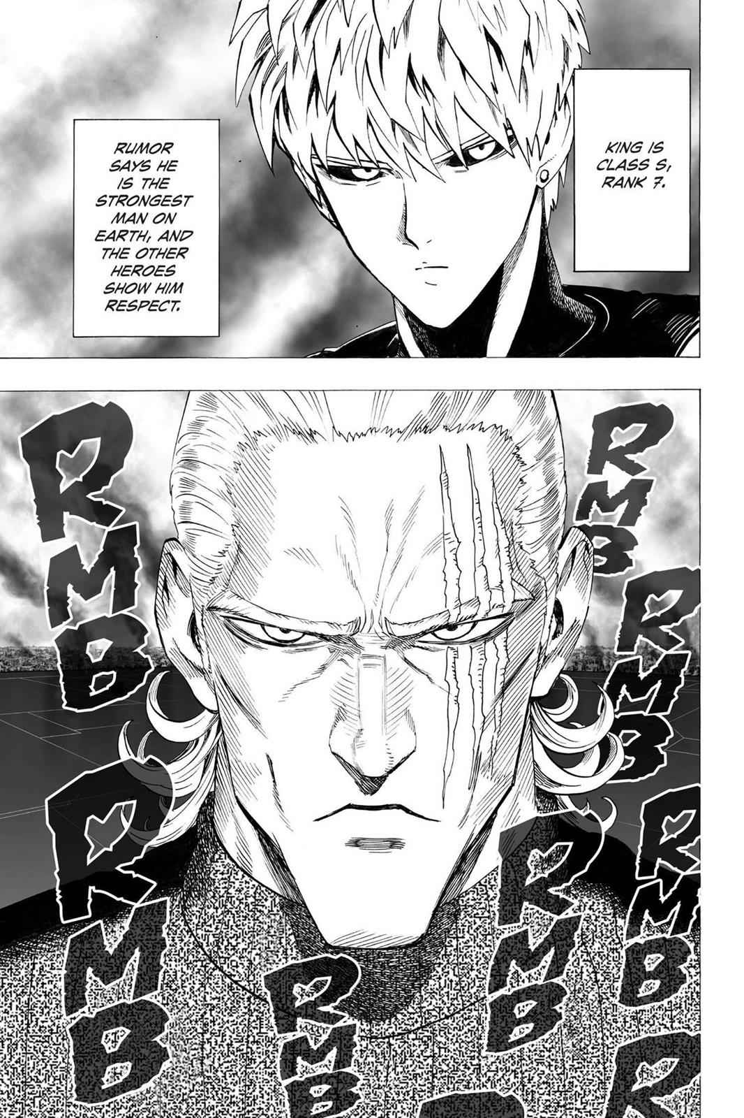 One-Punch Man Chapter 32 Page 47