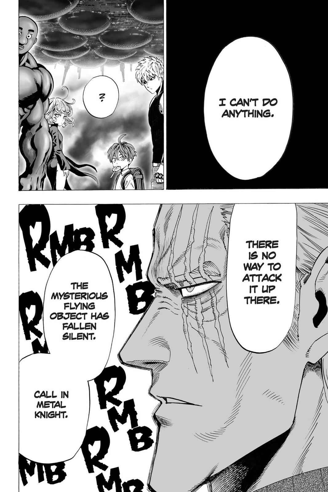 One-Punch Man Chapter 32 Page 48