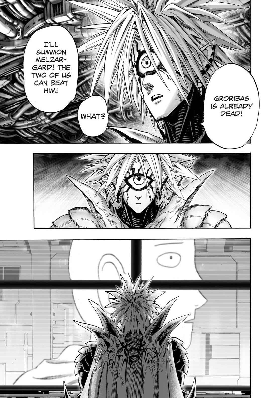 One-Punch Man Chapter 32 Page 59