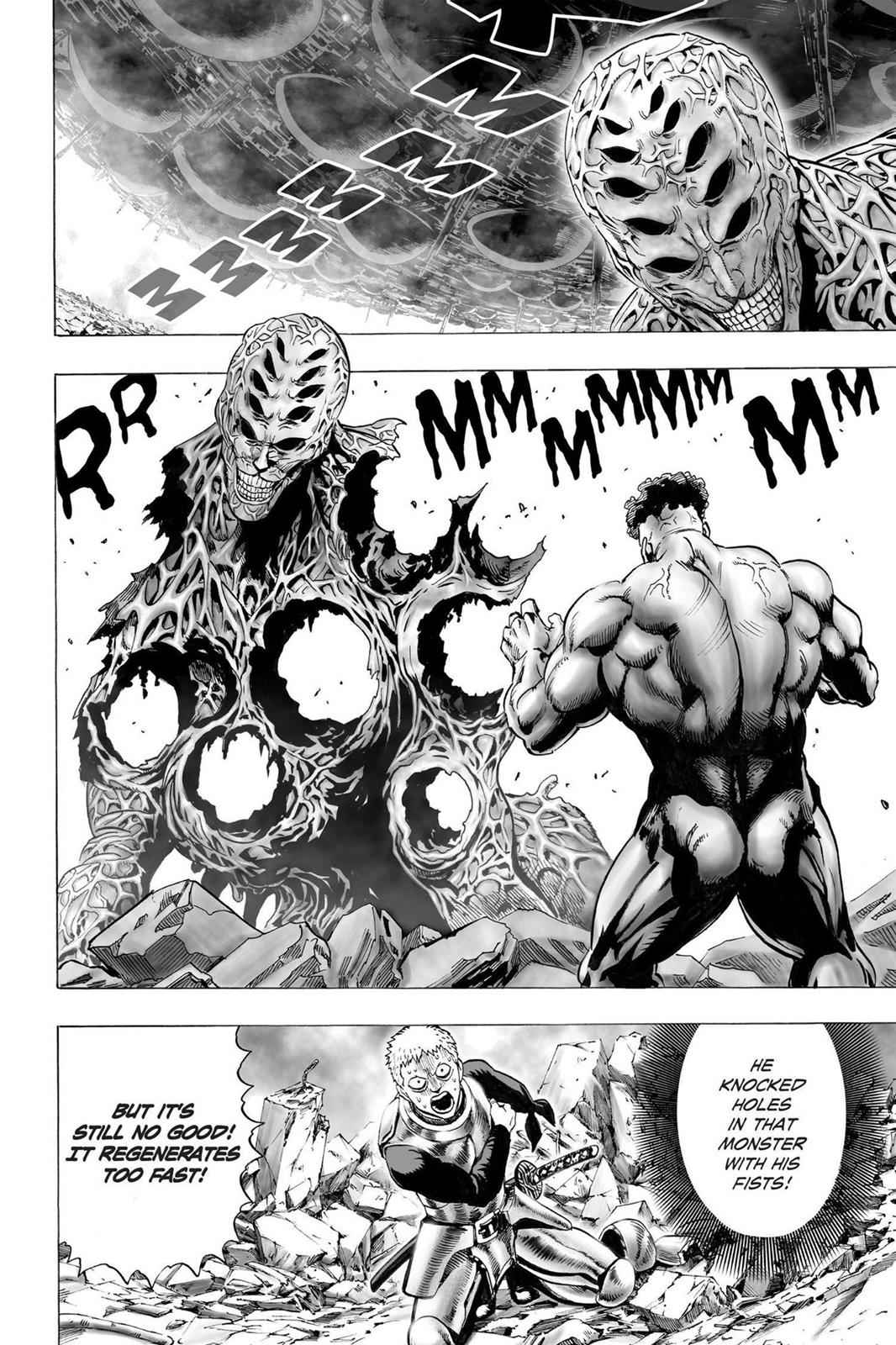 One-Punch Man Chapter 32 Page 60
