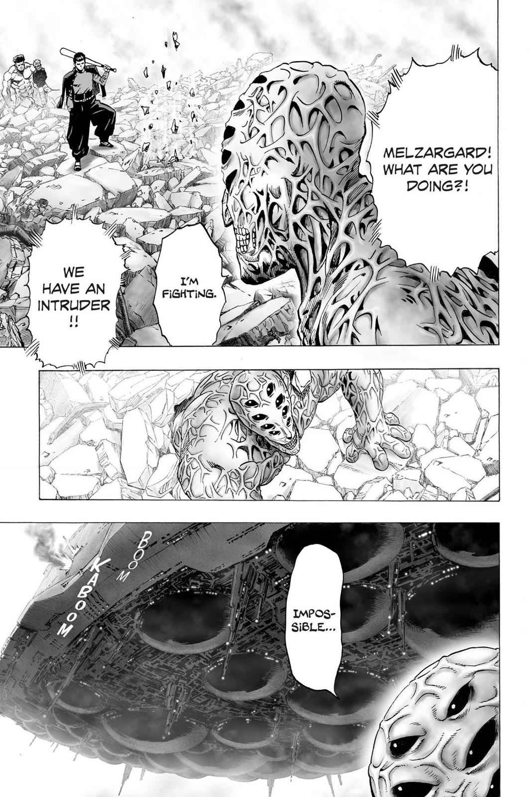 One-Punch Man Chapter 32 Page 69