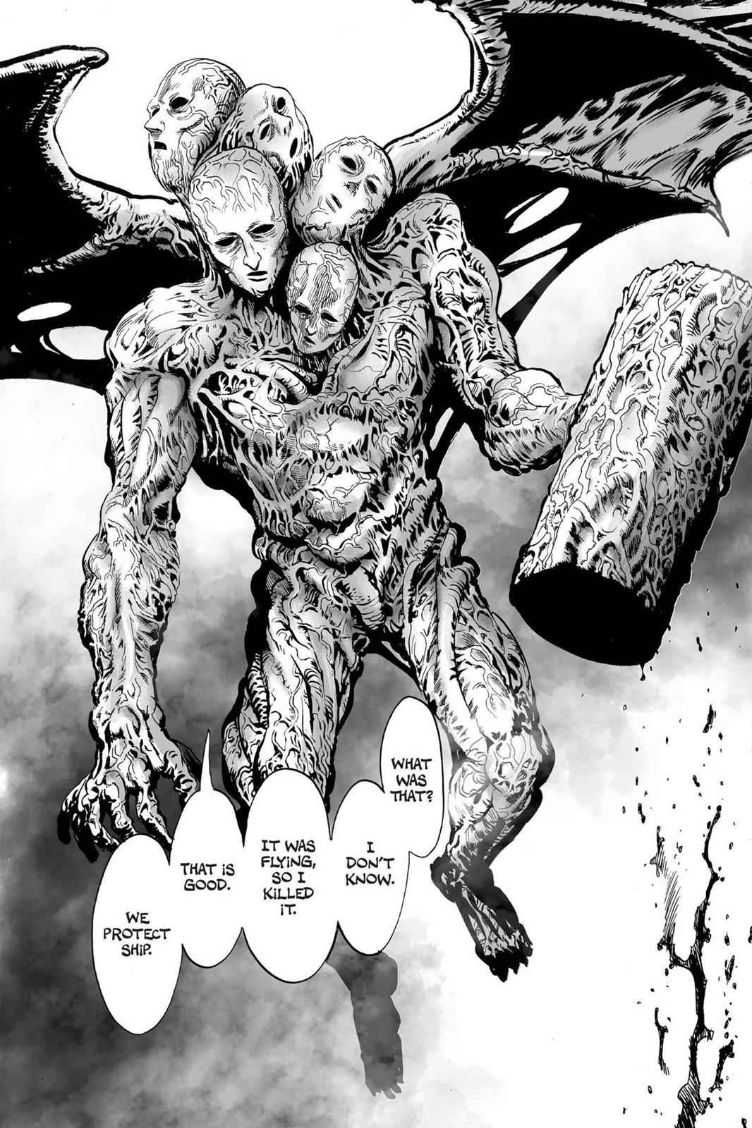One-Punch Man Chapter 32 Page 7