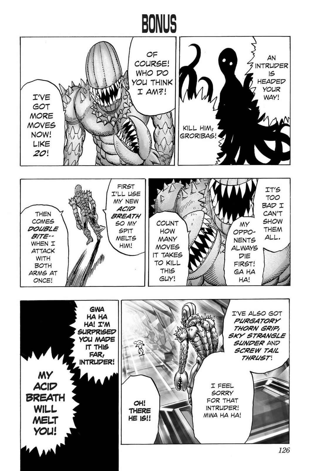 One-Punch Man Chapter 32 Page 70