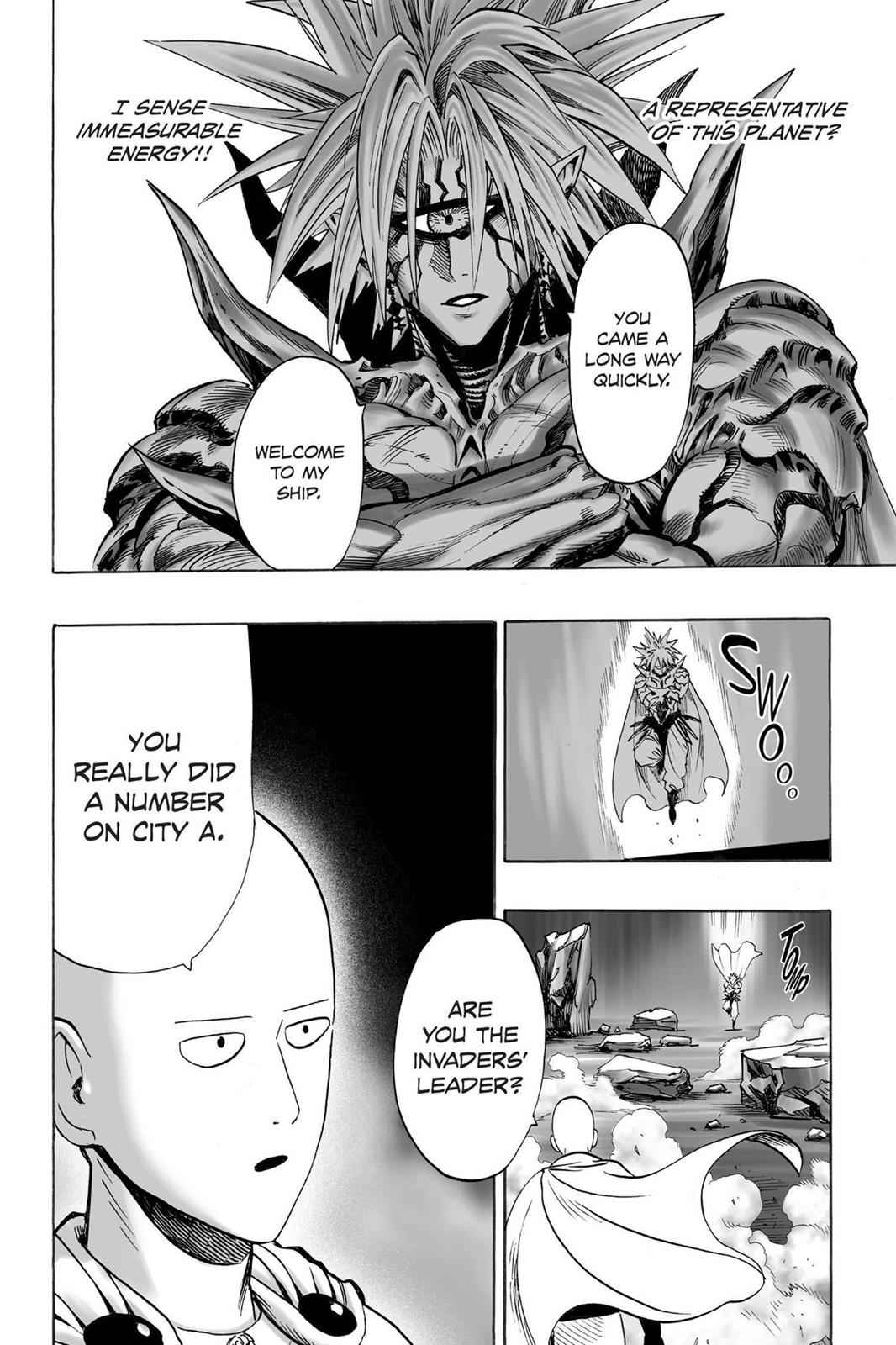 One-Punch Man Chapter 33 Page 26