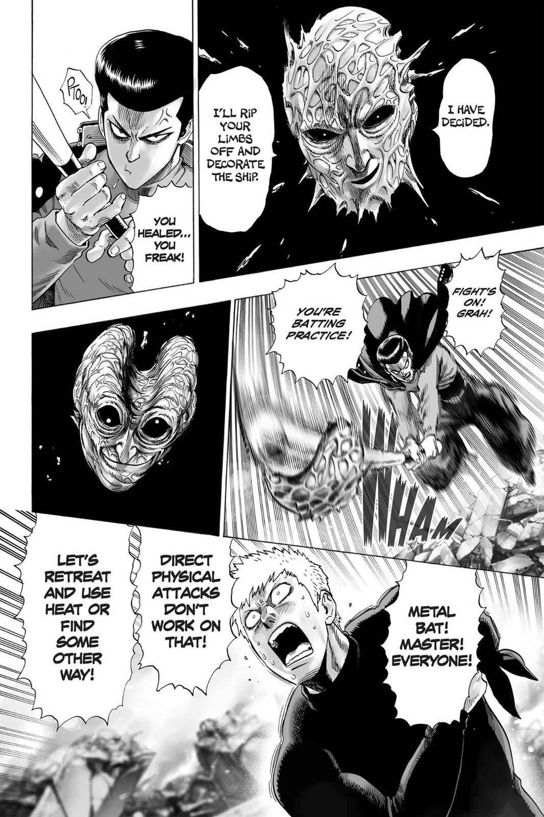 One-Punch Man Chapter 33 Page 4