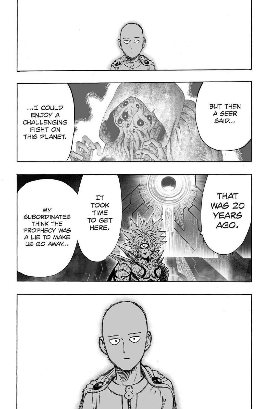 One-Punch Man Chapter 34 Page 10