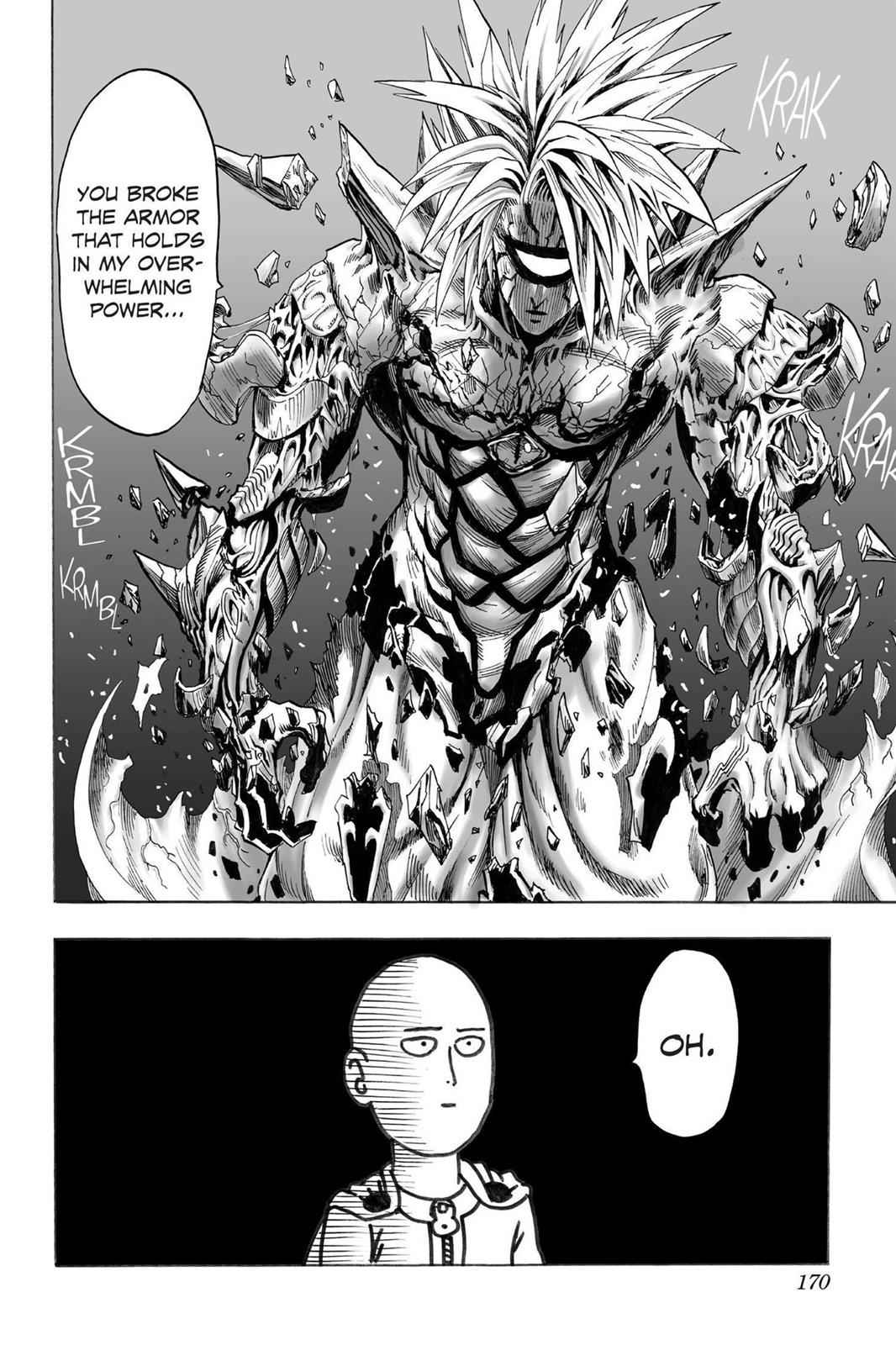 One-Punch Man Chapter 34 Page 14