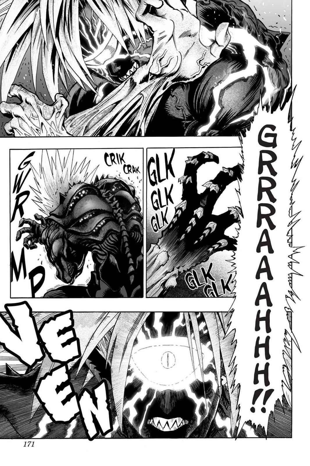 One-Punch Man Chapter 34 Page 15