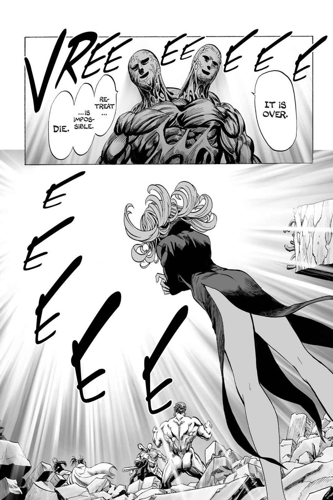 One-Punch Man Chapter 34 Page 21