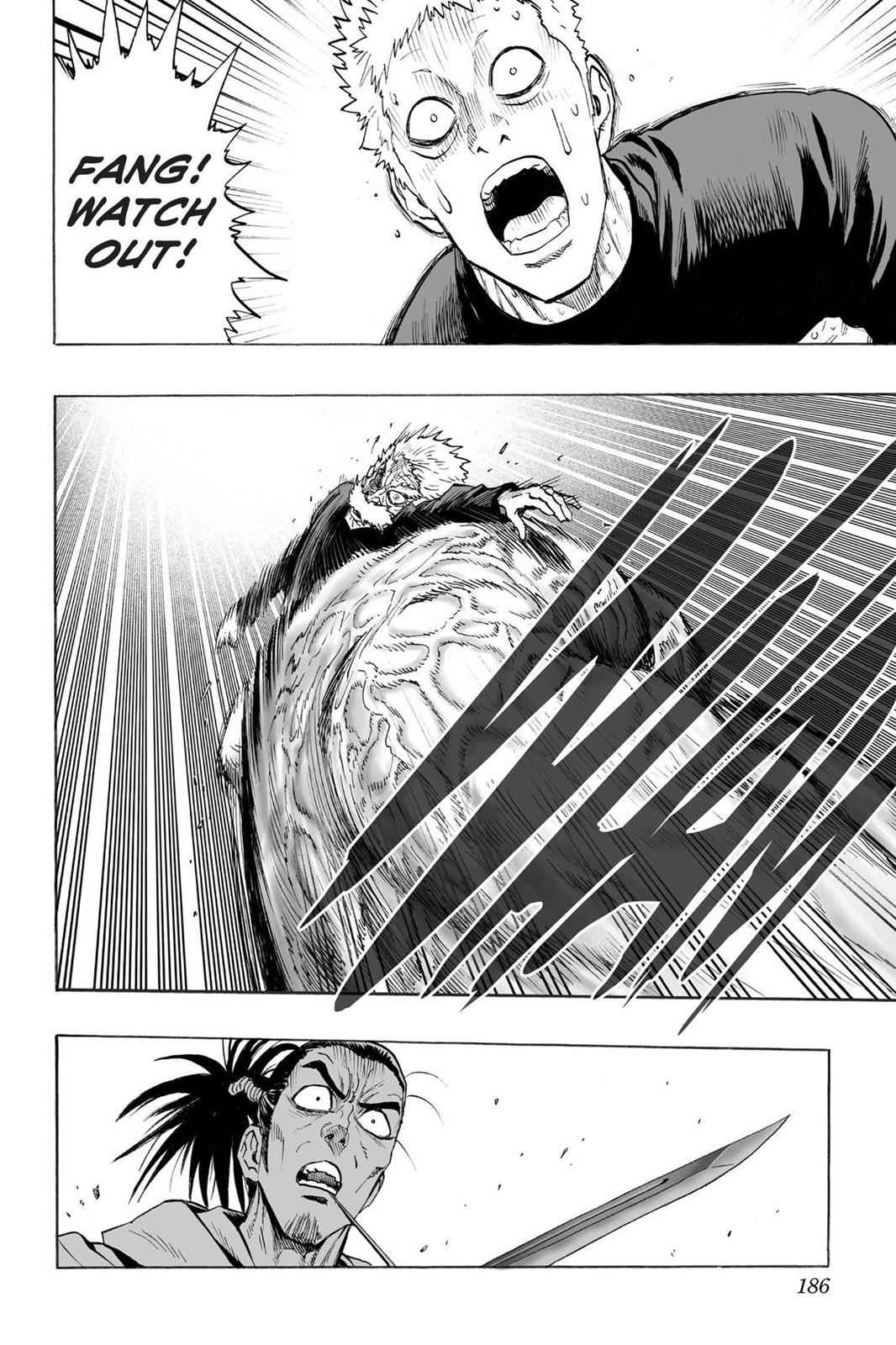 One-Punch Man Chapter 34 Page 30