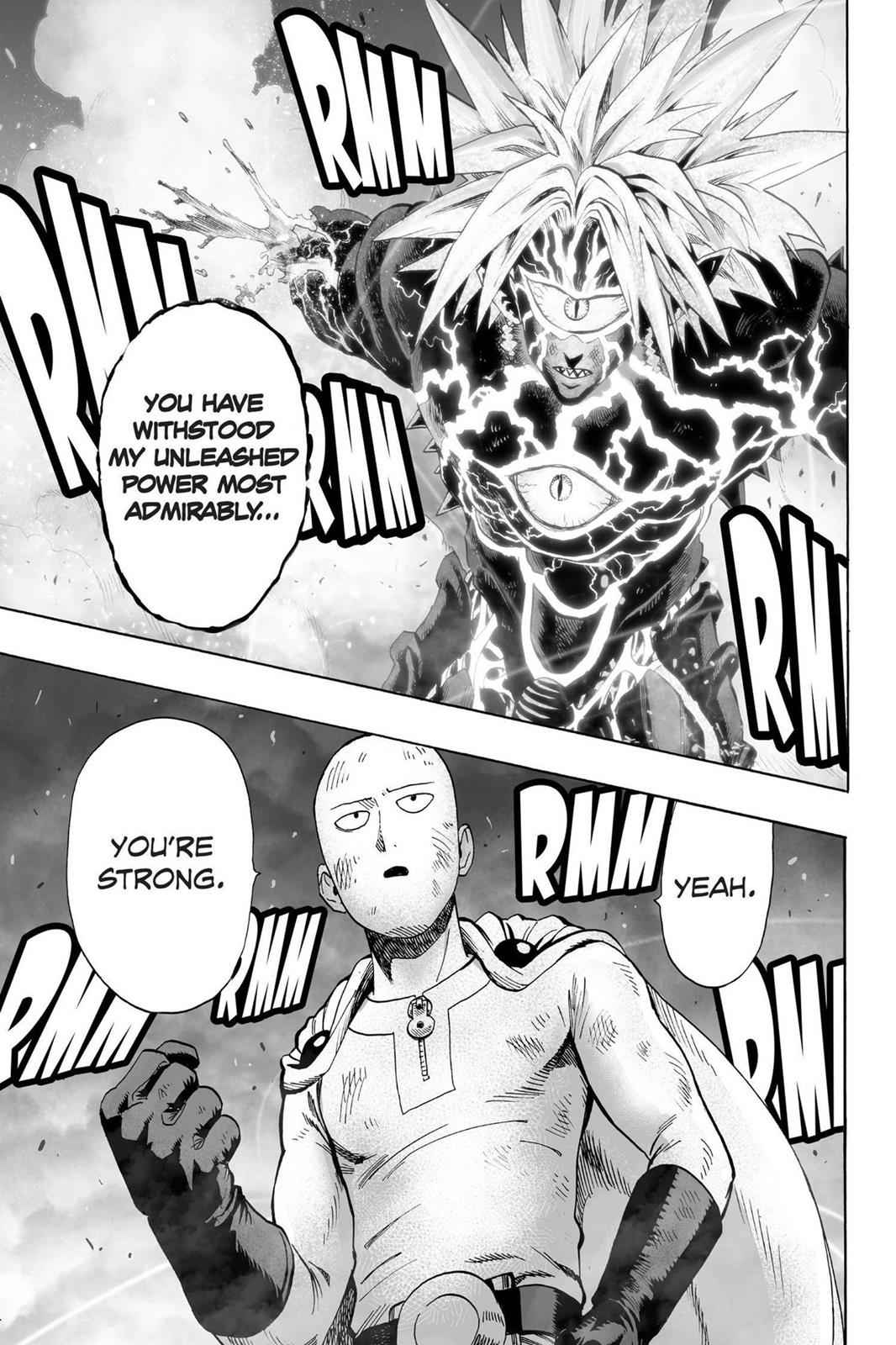 One-Punch Man Chapter 34 Page 31