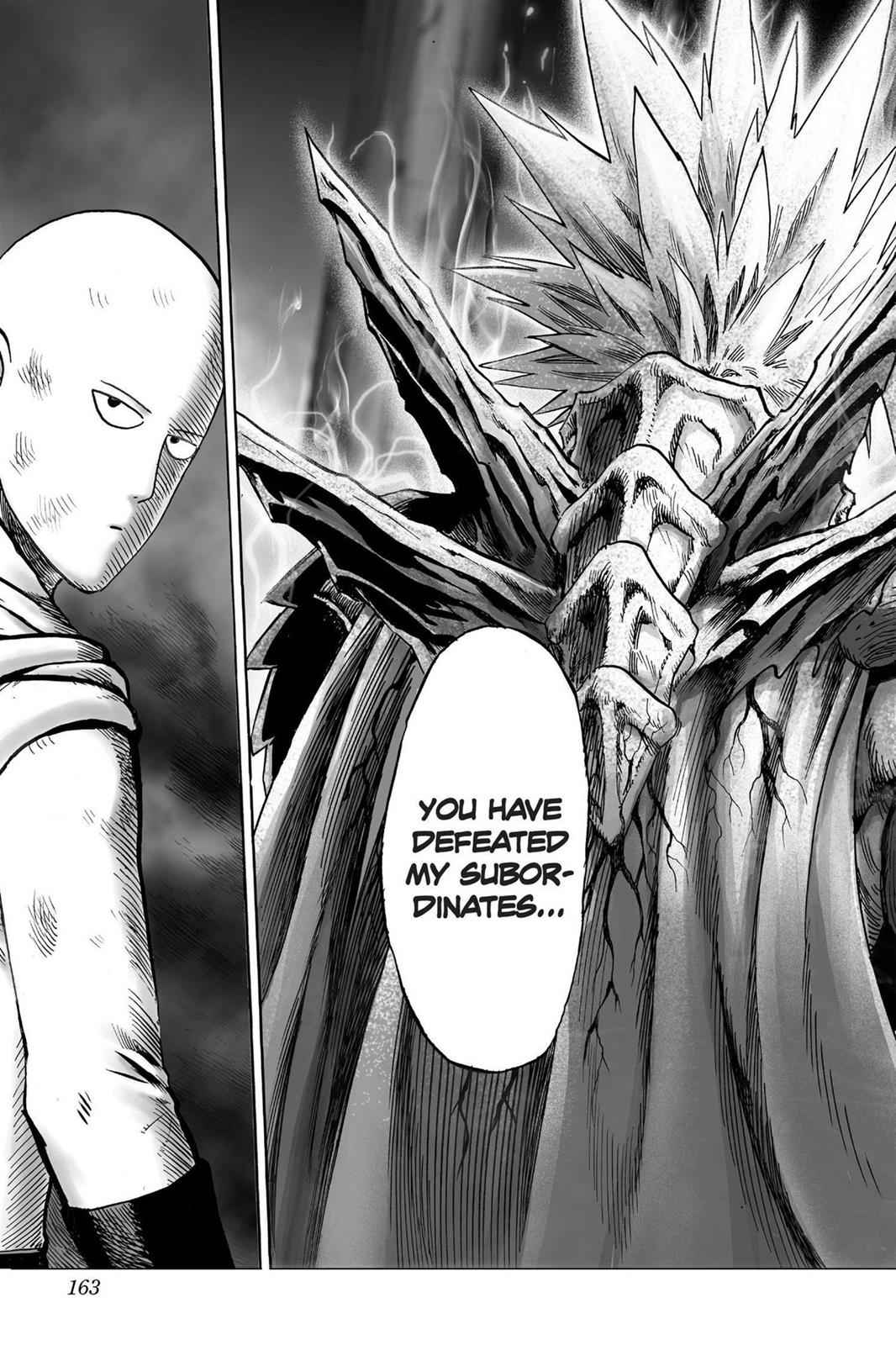 One-Punch Man Chapter 34 Page 7