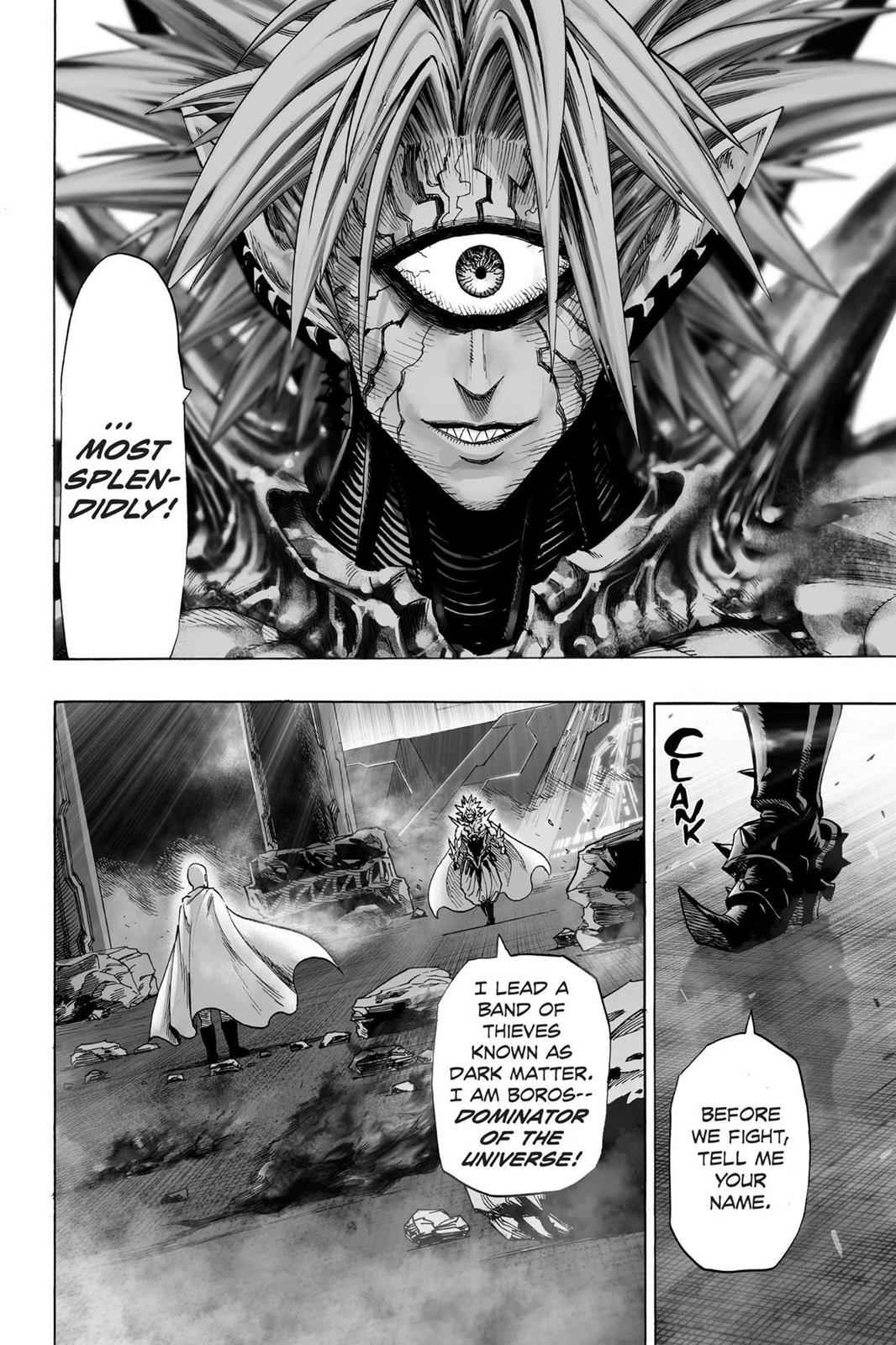 One-Punch Man Chapter 34 Page 8