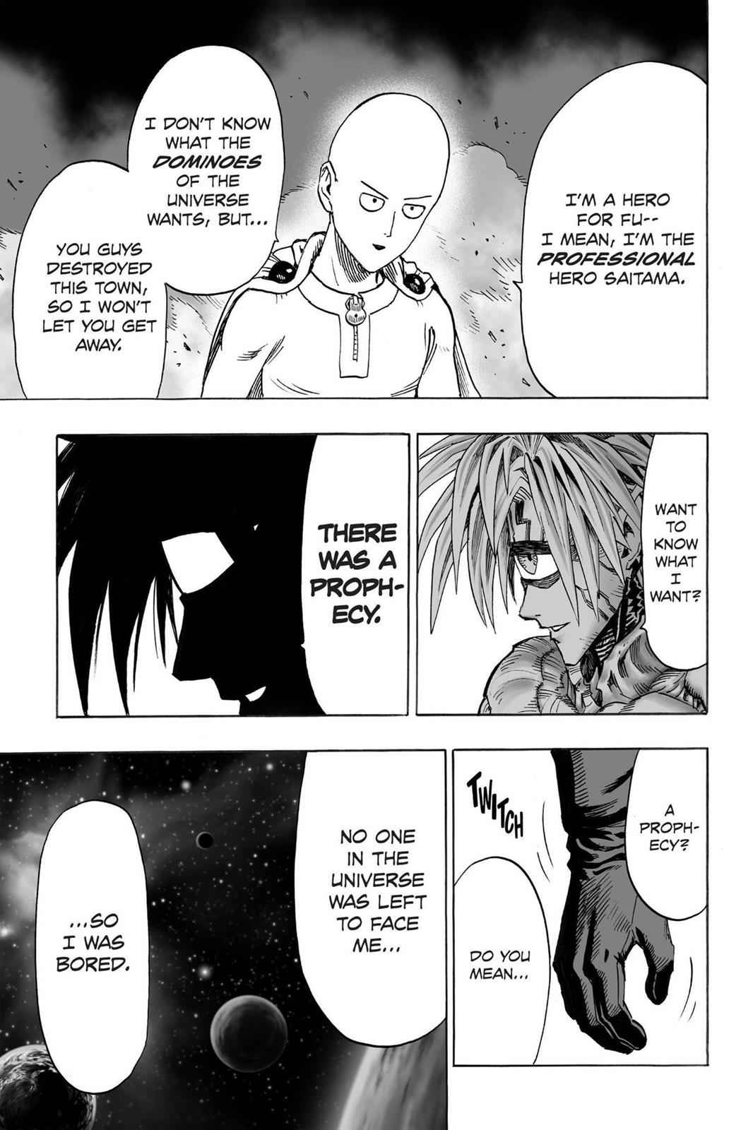 One-Punch Man Chapter 34 Page 9