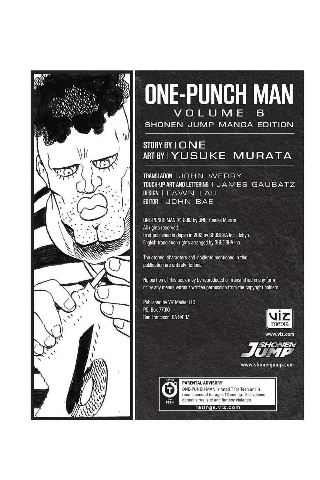 One-Punch Man Chapter 34.5 Page 22