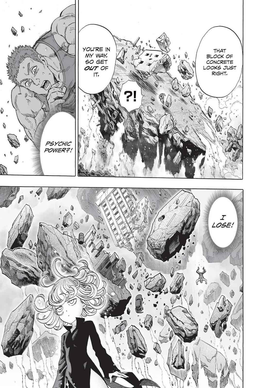One-Punch Man Chapter 35 Page 12