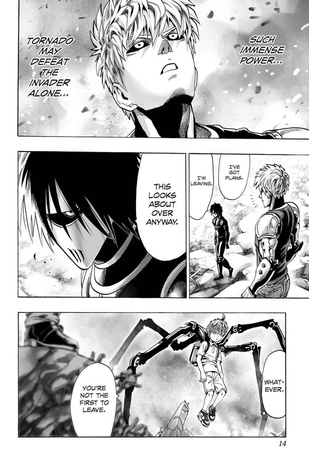 One-Punch Man Chapter 35 Page 15