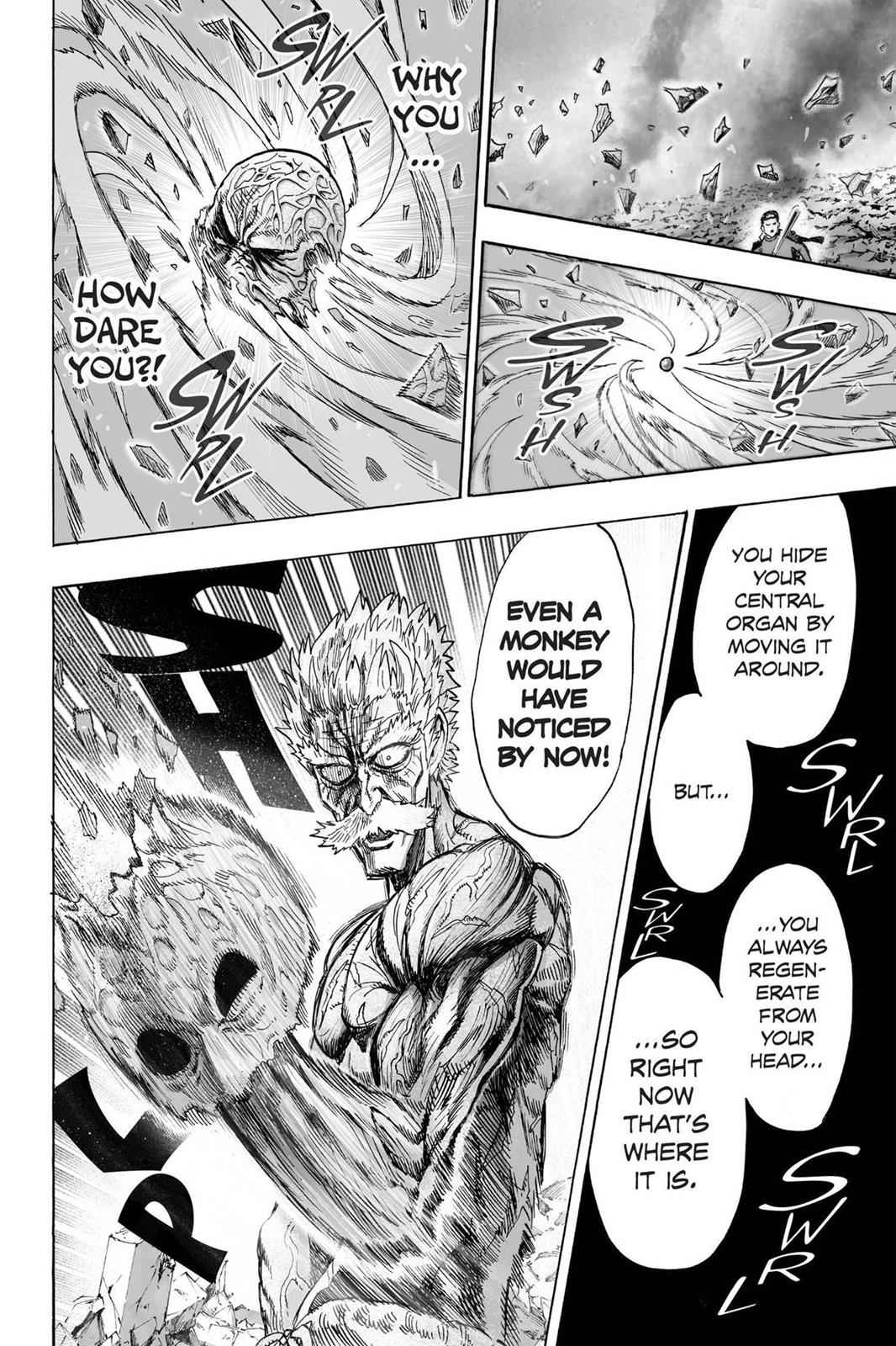 One-Punch Man Chapter 35 Page 24