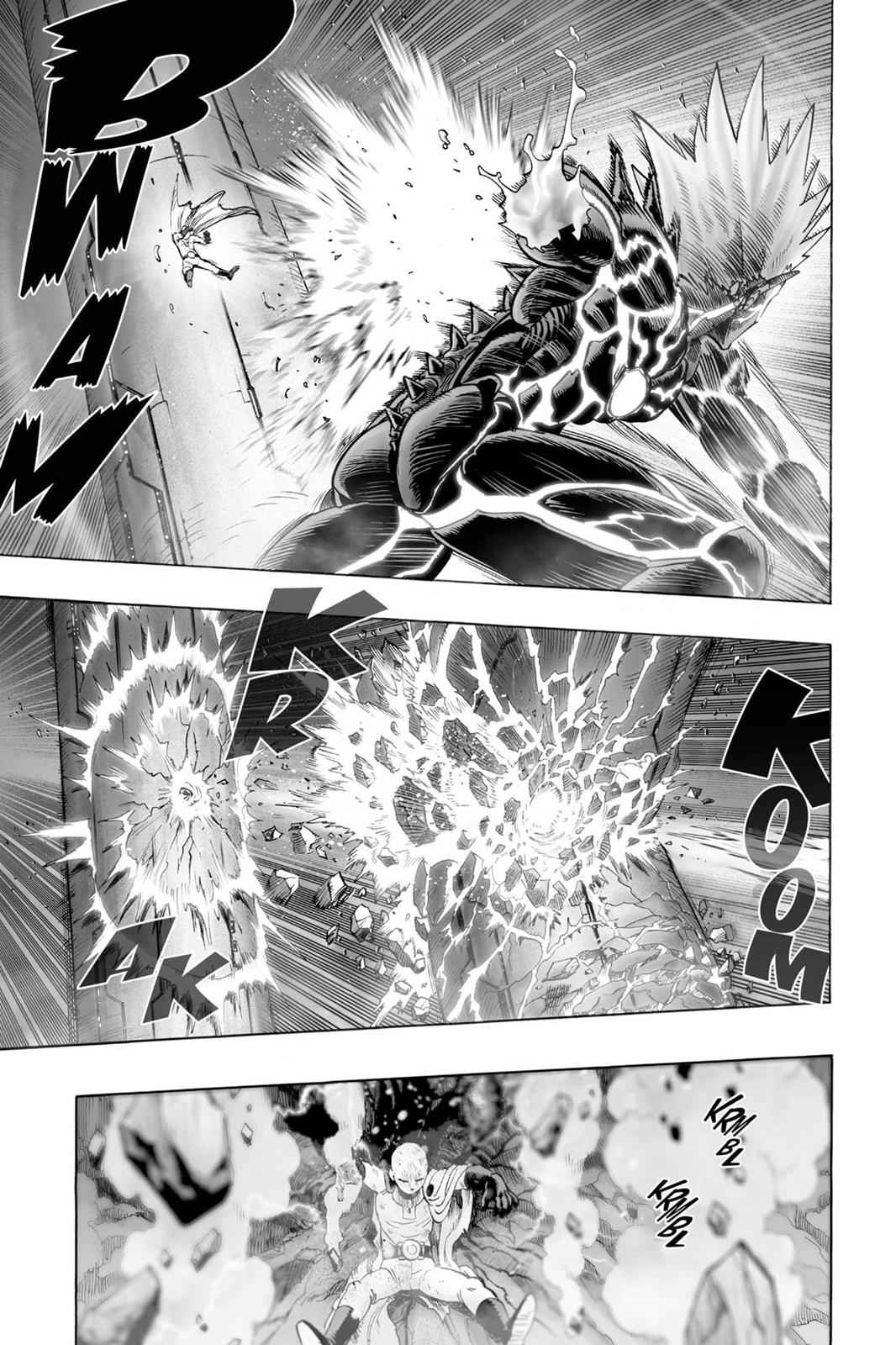 One-Punch Man Chapter 35 Page 31
