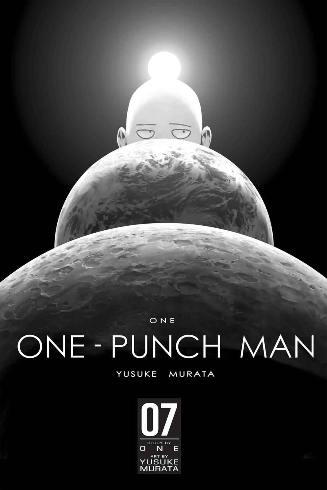 One-Punch Man Chapter 35 Page 4