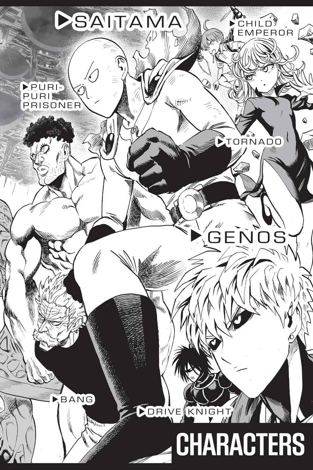 One-Punch Man Chapter 35 Page 5