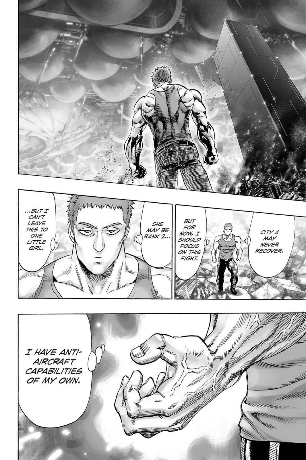 One-Punch Man Chapter 35 Page 9