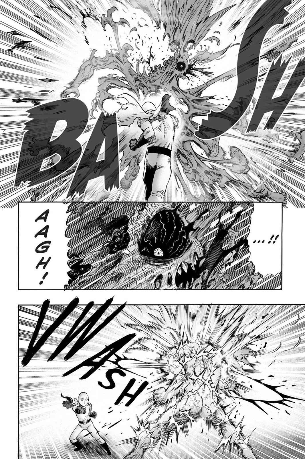 One-Punch Man Chapter 36 Page 28