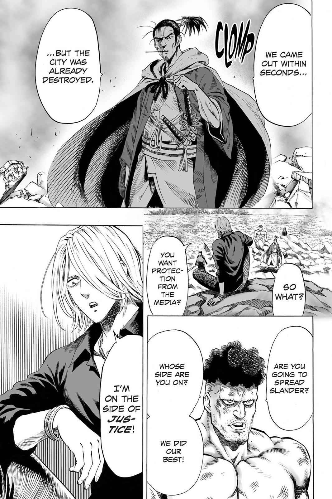 One-Punch Man Chapter 37 Page 11
