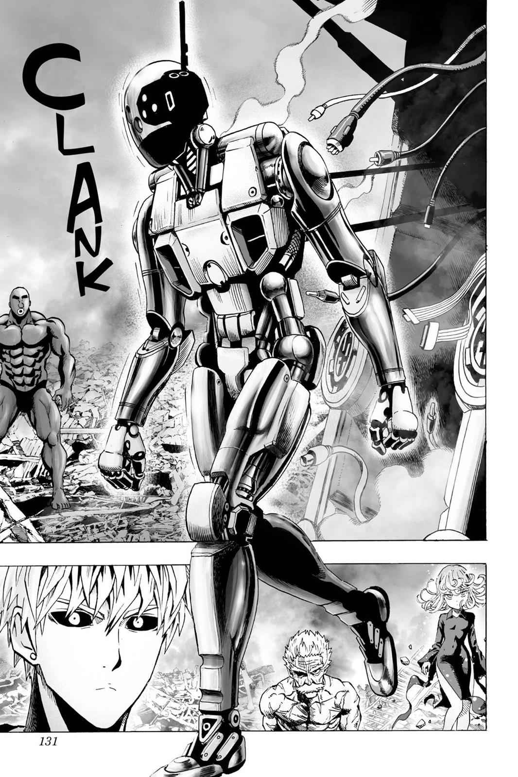 One-Punch Man Chapter 37 Page 15
