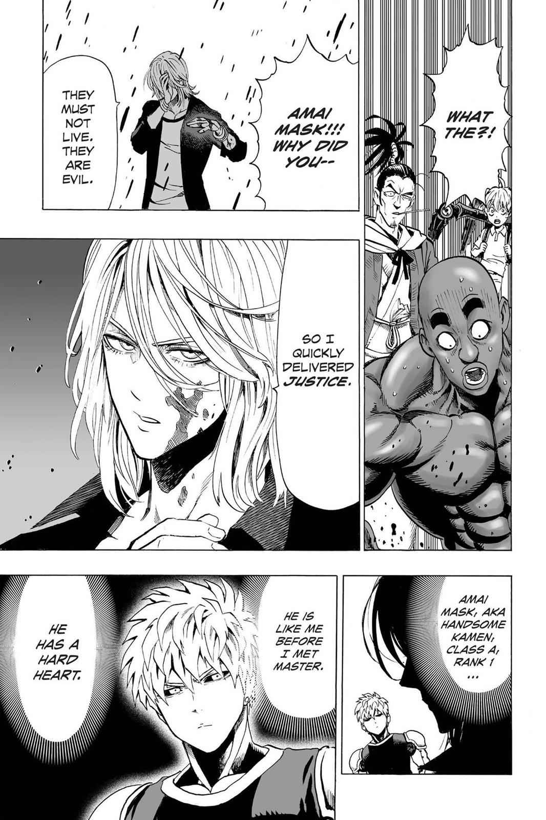 One-Punch Man Chapter 37 Page 21
