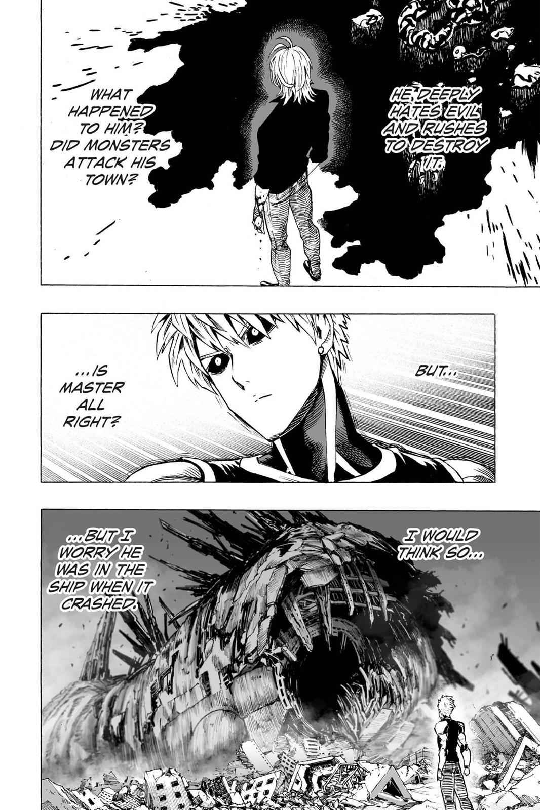 One-Punch Man Chapter 37 Page 22