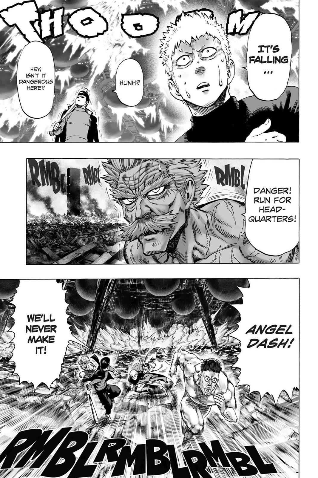 One-Punch Man Chapter 37 Page 4