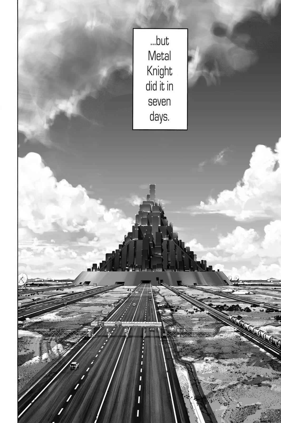 One-Punch Man Chapter 37.5 Page 19