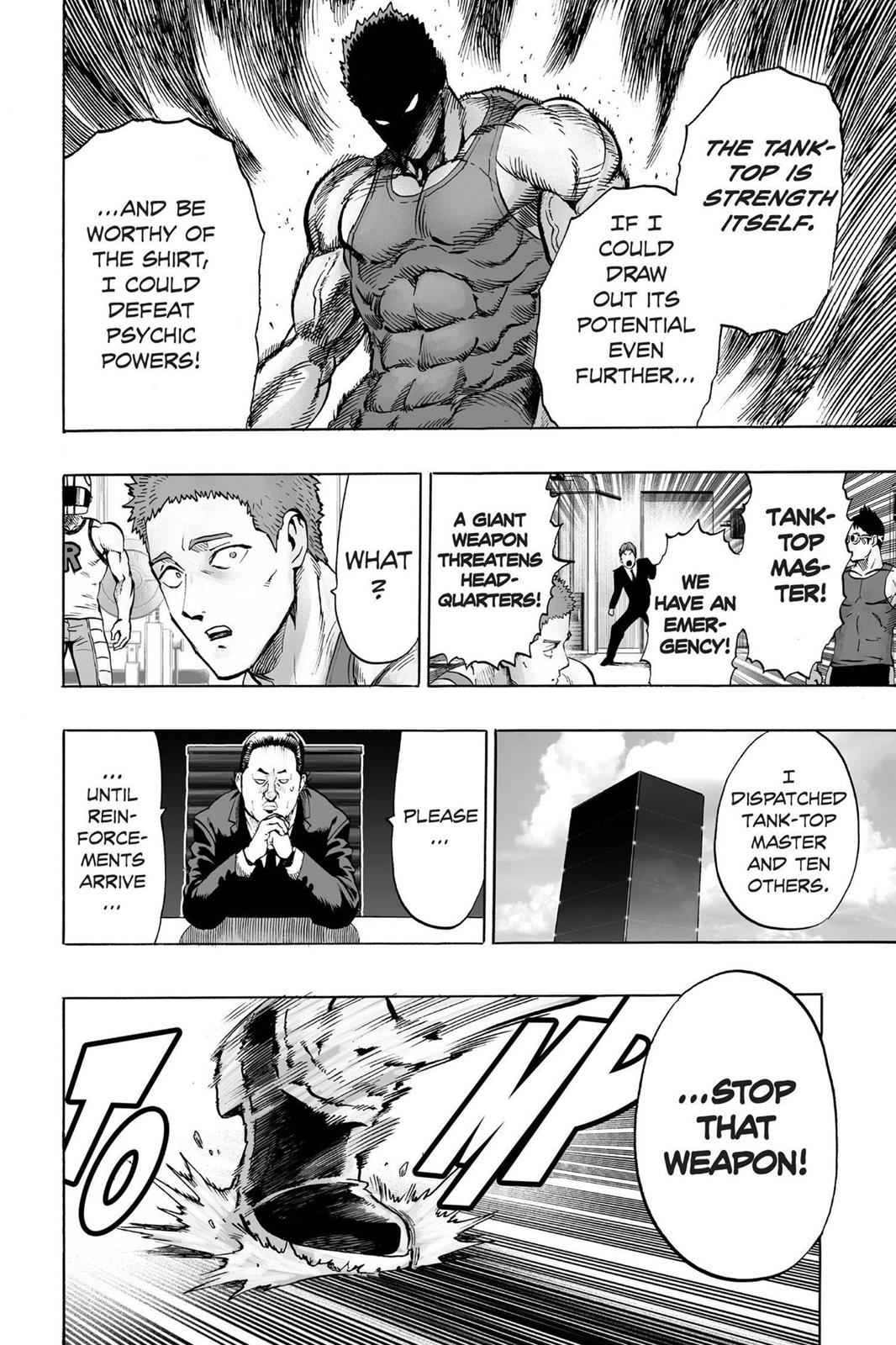 One-Punch Man Chapter 37.5 Page 9