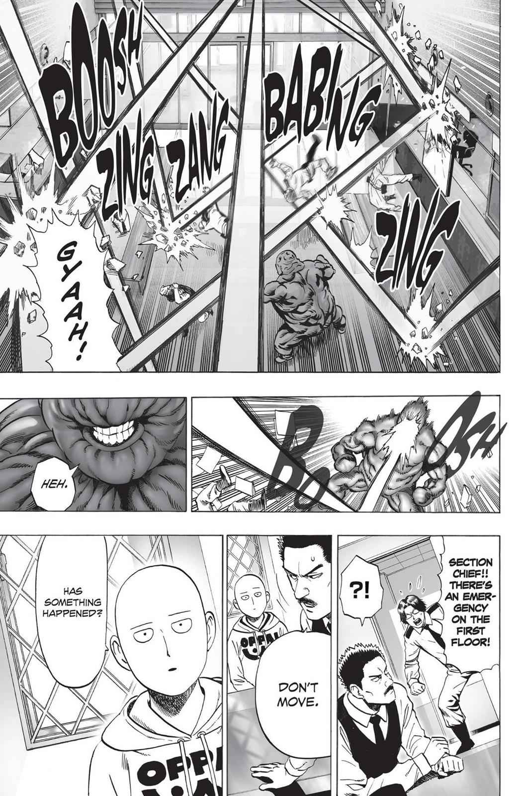 One-Punch Man Chapter 37.7 Page 13