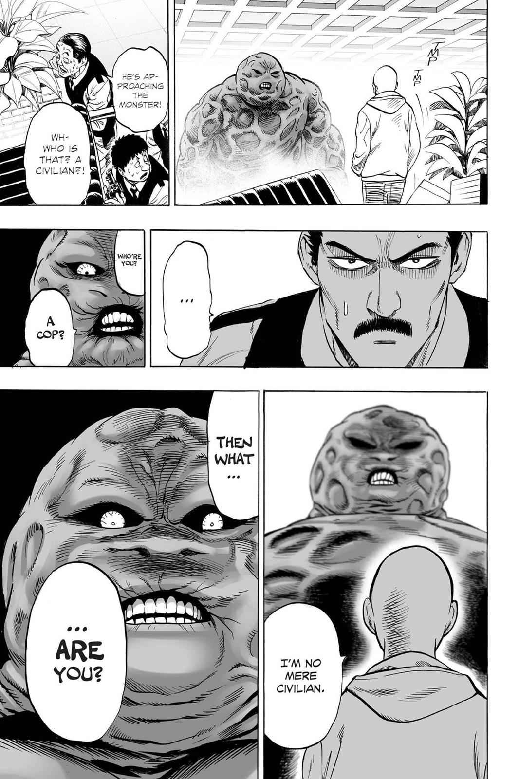 One-Punch Man Chapter 37.7 Page 21