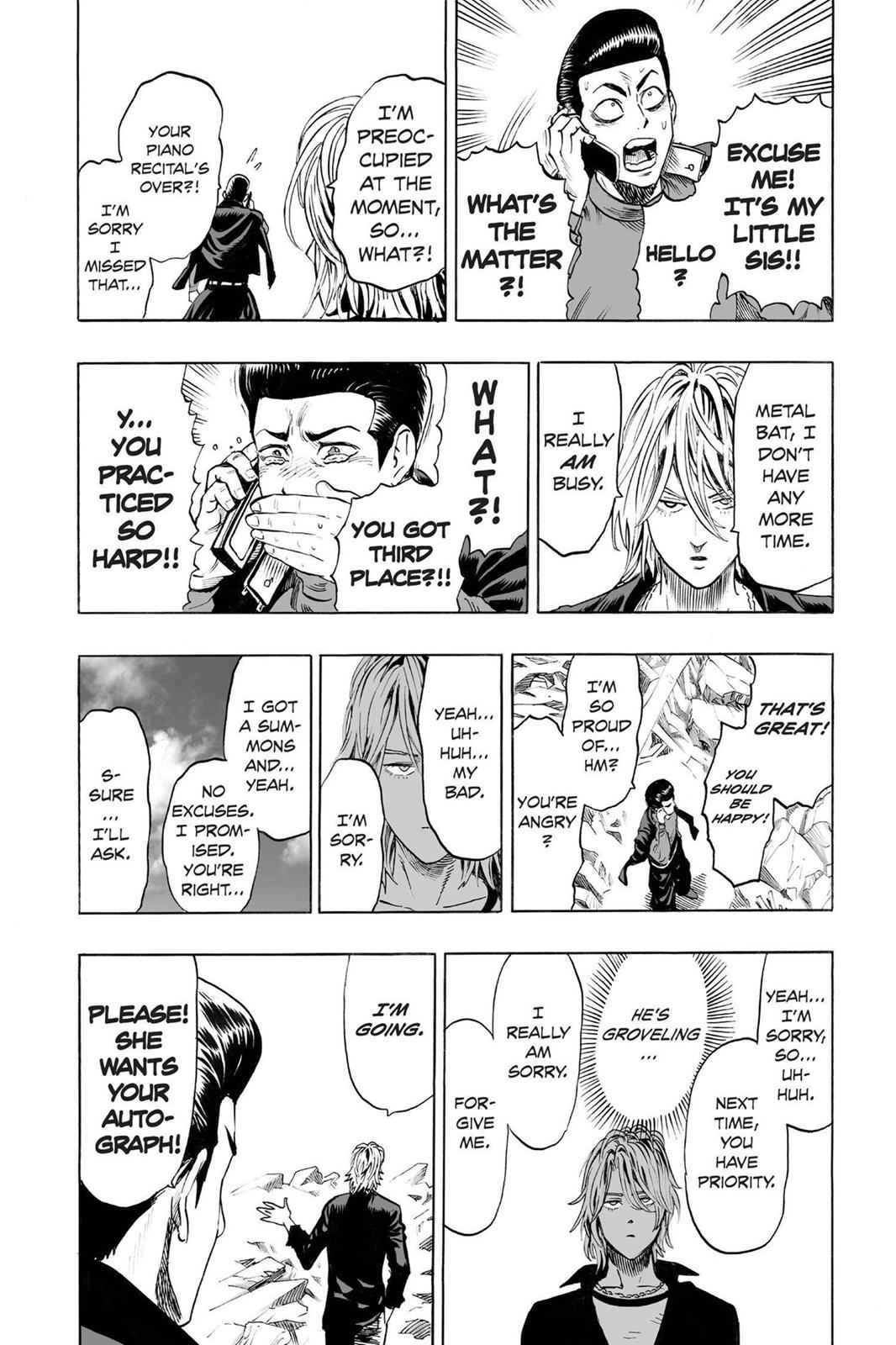 One-Punch Man Chapter 37.7 Page 31