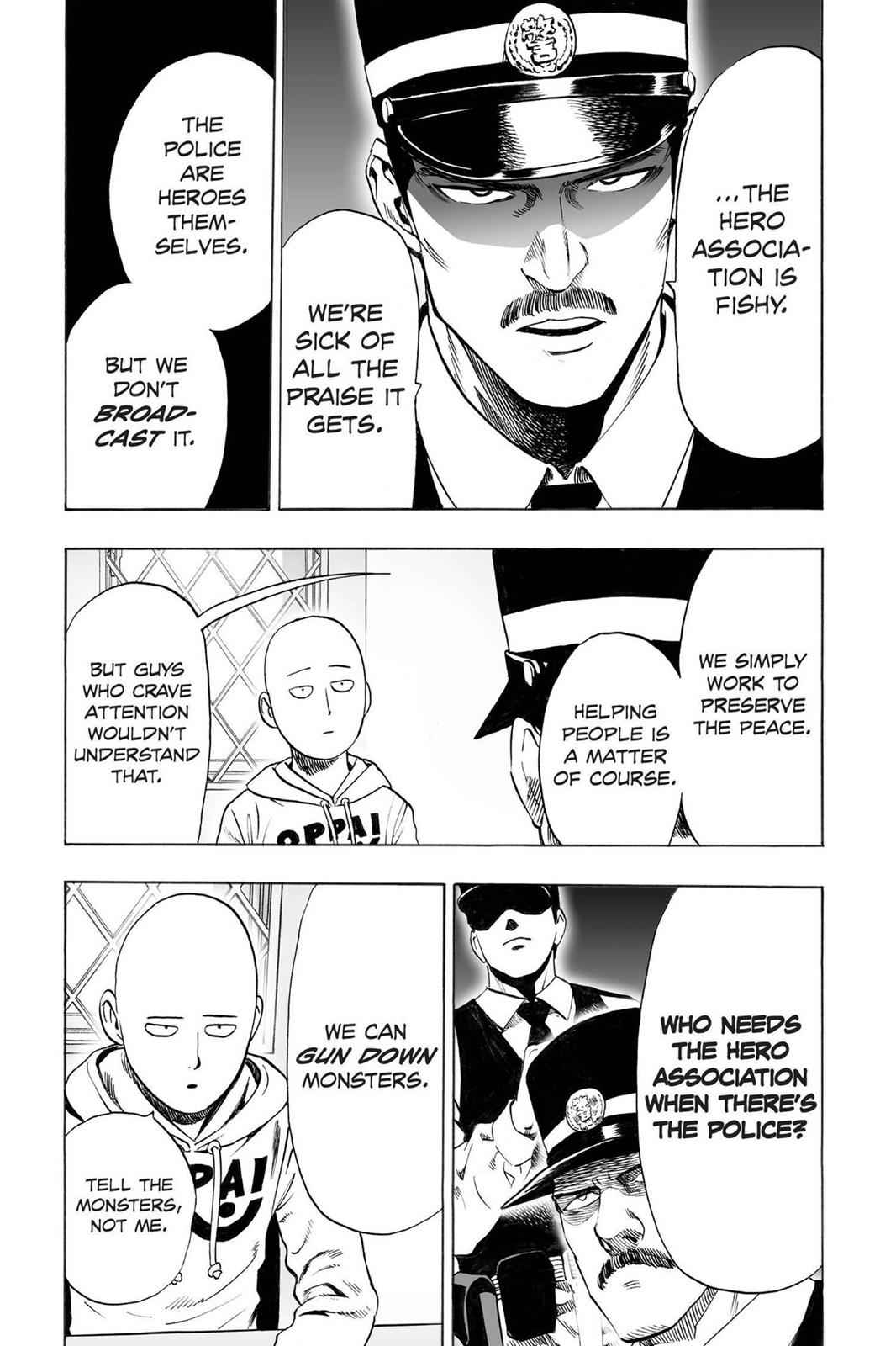 One-Punch Man Chapter 37.7 Page 4
