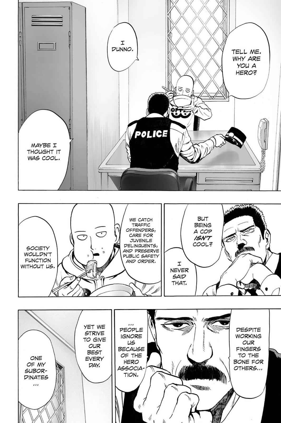 One-Punch Man Chapter 37.7 Page 6