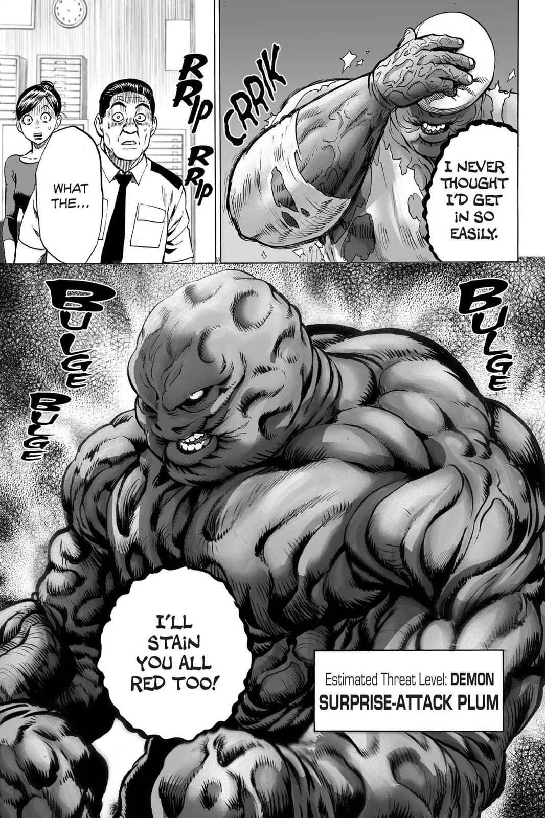 One-Punch Man Chapter 37.7 Page 9