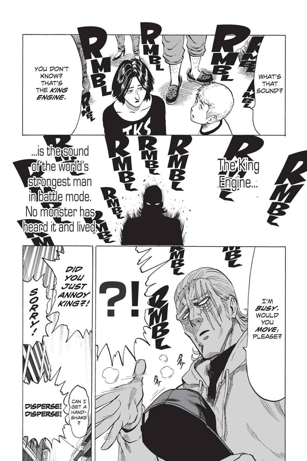 One-Punch Man Chapter 38 Page 16