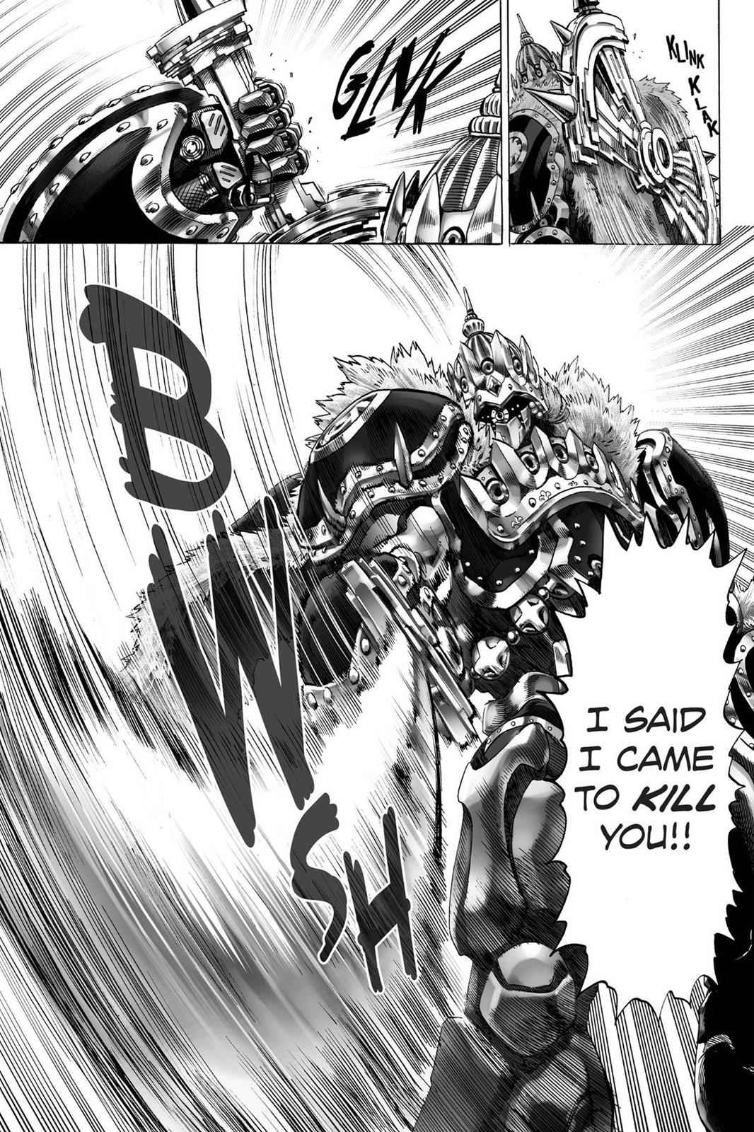 One-Punch Man Chapter 38 Page 24