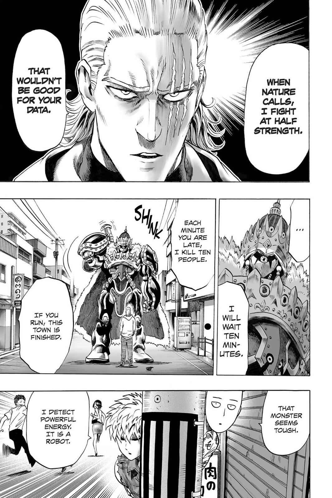 One-Punch Man Chapter 38 Page 26