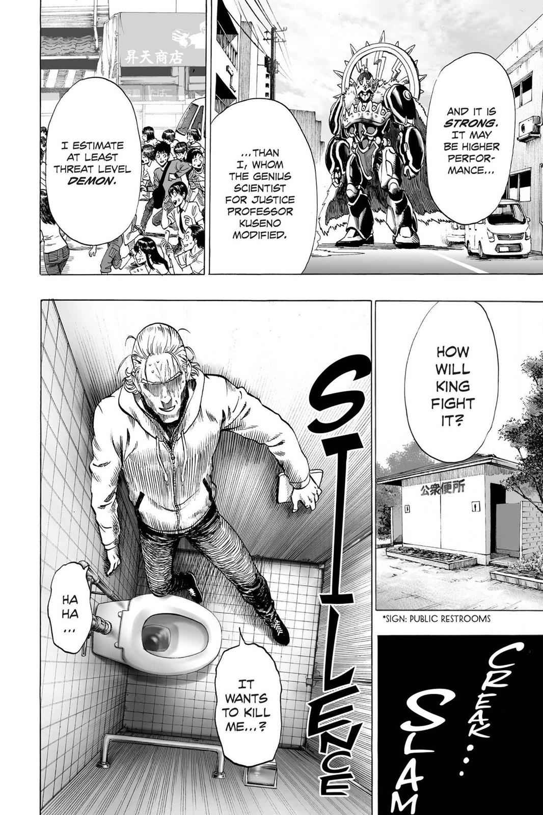 One-Punch Man Chapter 38 Page 27