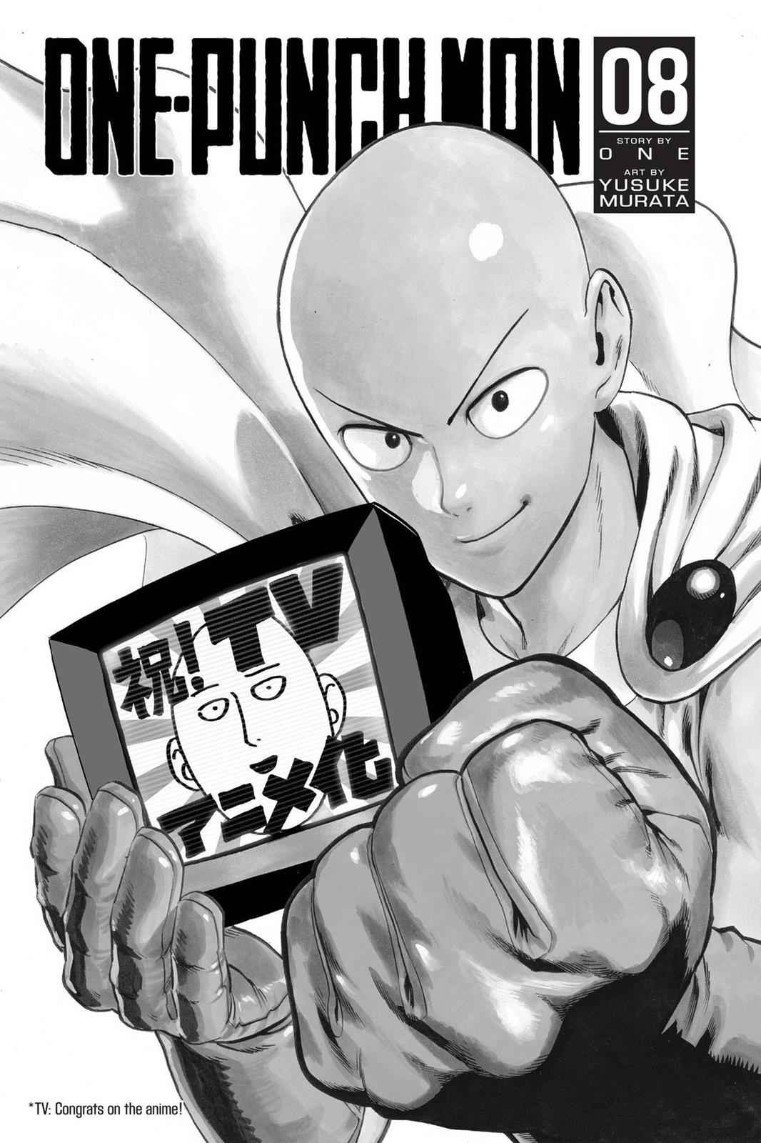 One-Punch Man Chapter 38 Page 4