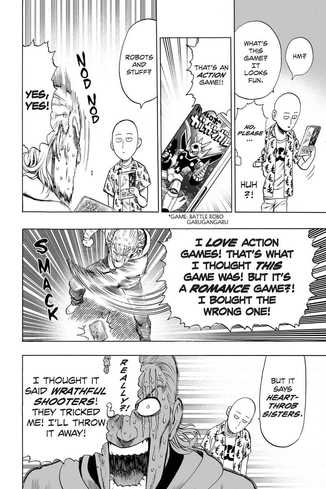 One-Punch Man Chapter 38 Page 52
