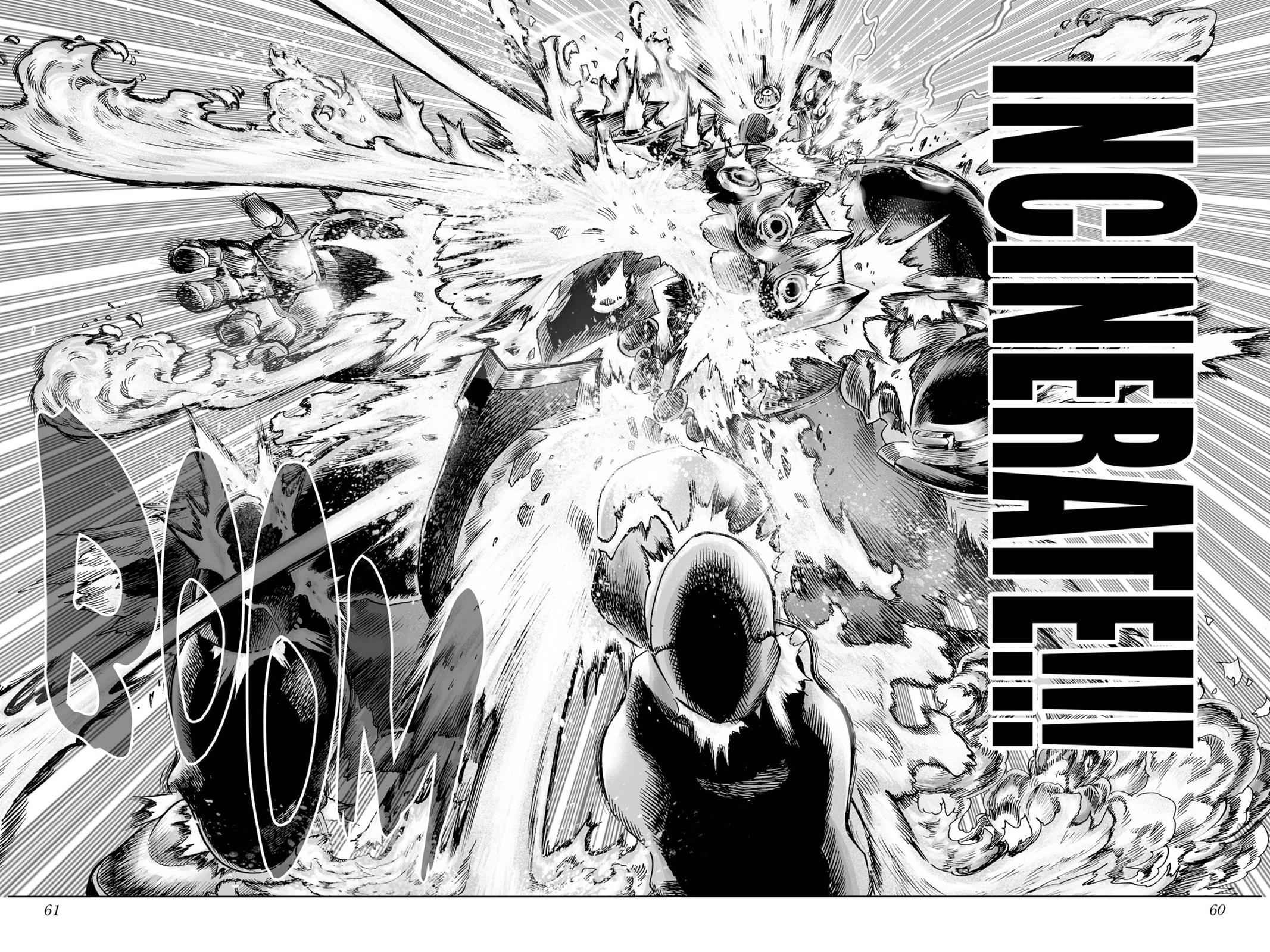 One-Punch Man Chapter 38 Page 56