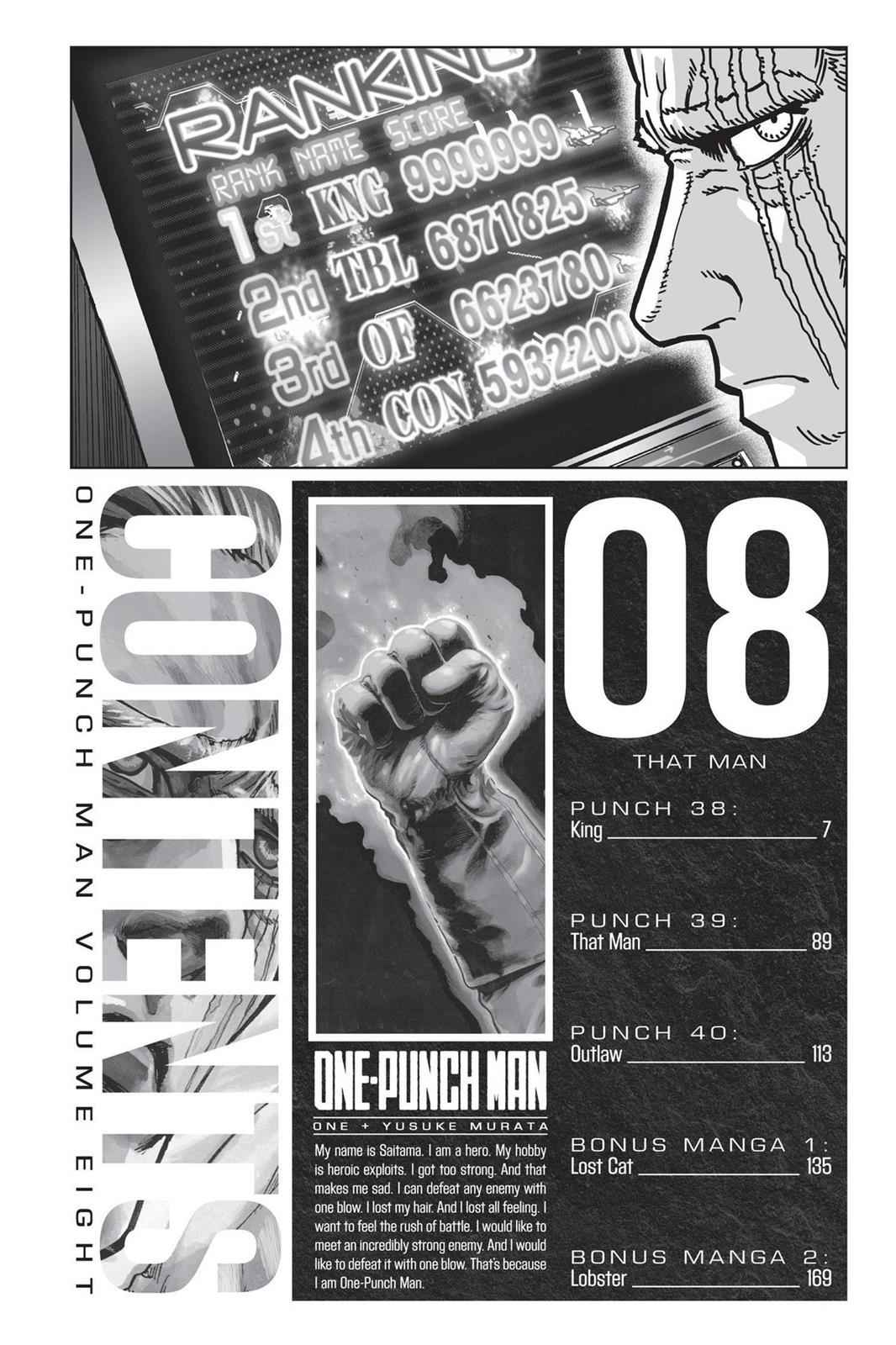 One-Punch Man Chapter 38 Page 6