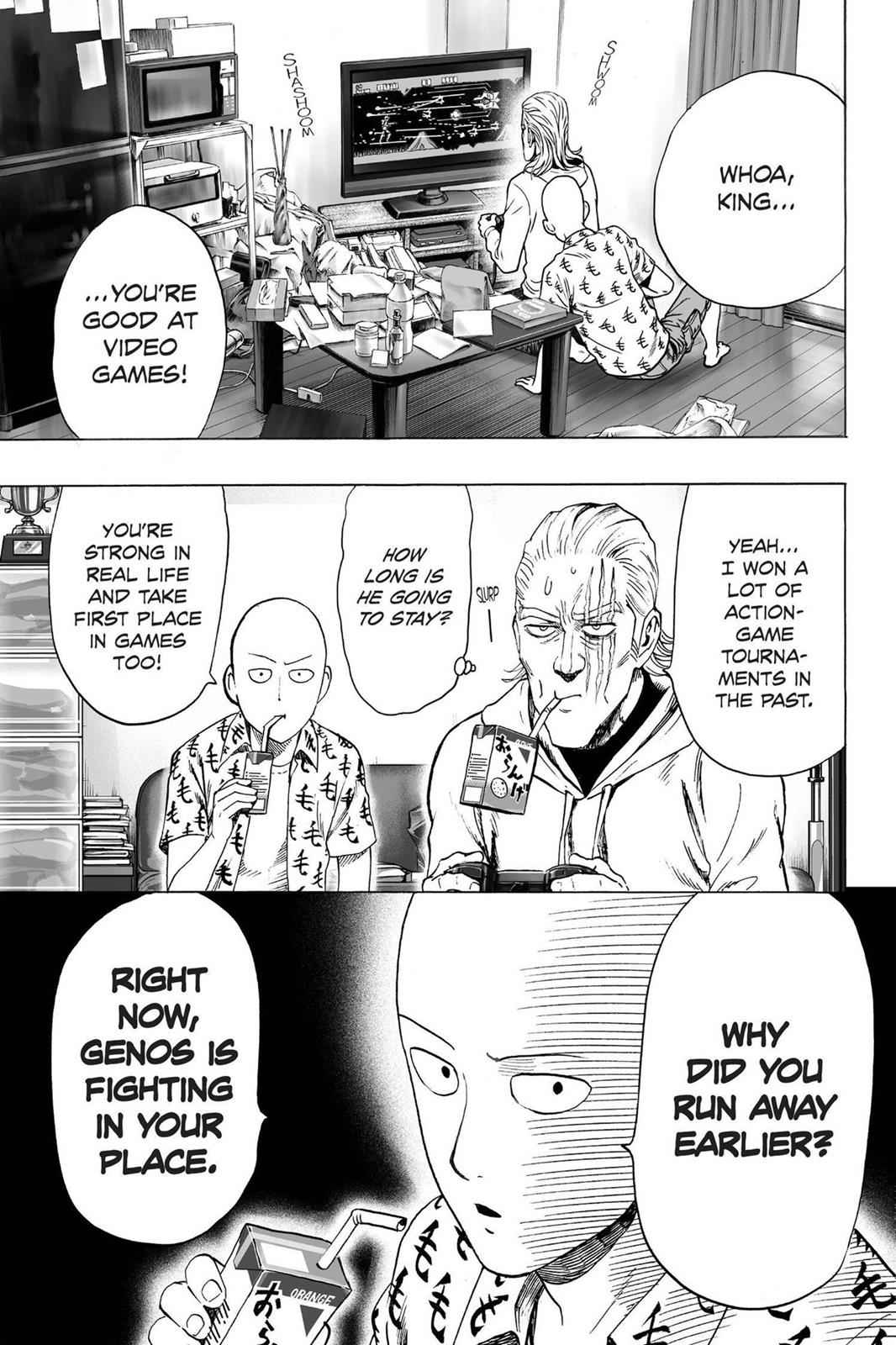 One-Punch Man Chapter 38 Page 63